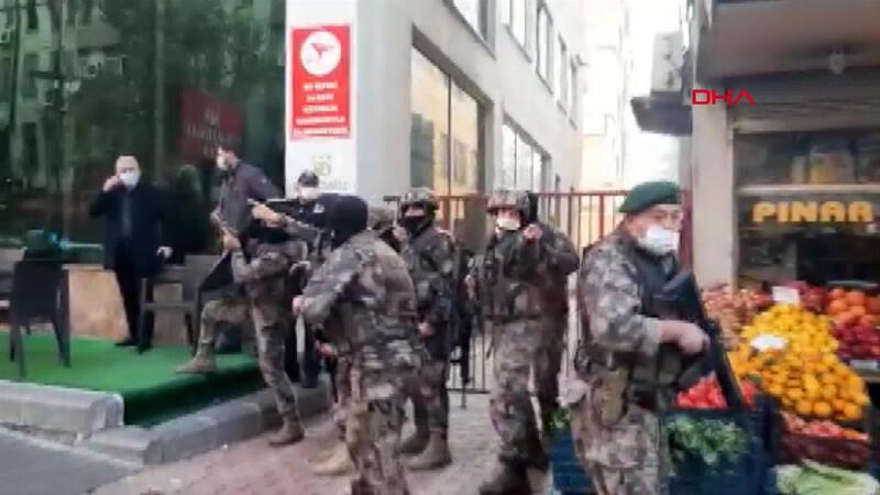 Kahramanmaraş'ta polise ateş açıldı: 2 polis yaralı