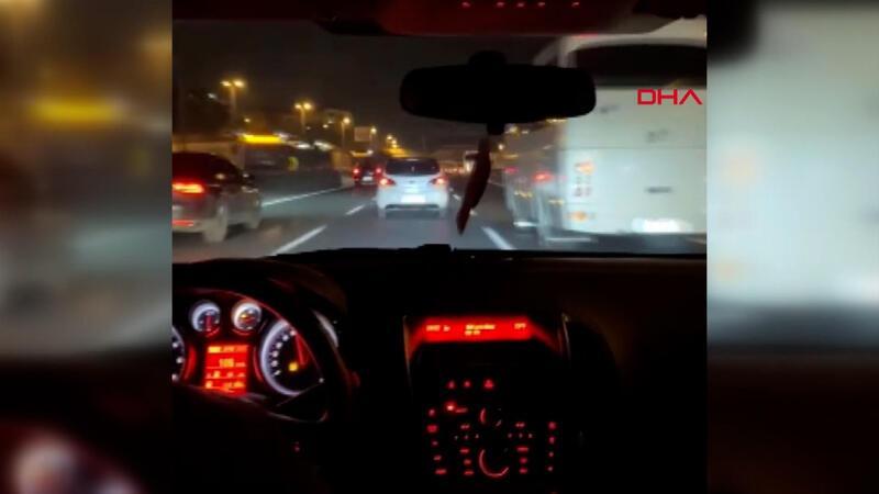Trafik magandası attığı makasları sosyal medyada paylaşınca yakalandı