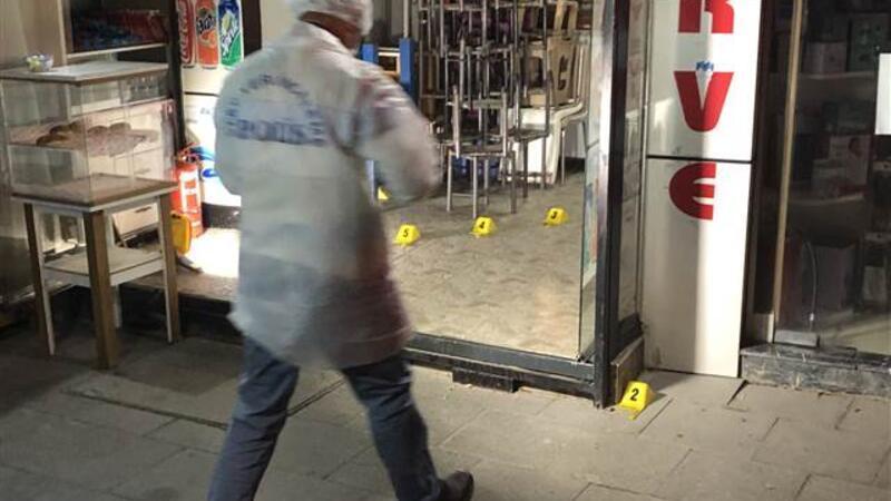 İşlettiği çay ocağında silahlı saldırıya uğrayan kişi yaralandı
