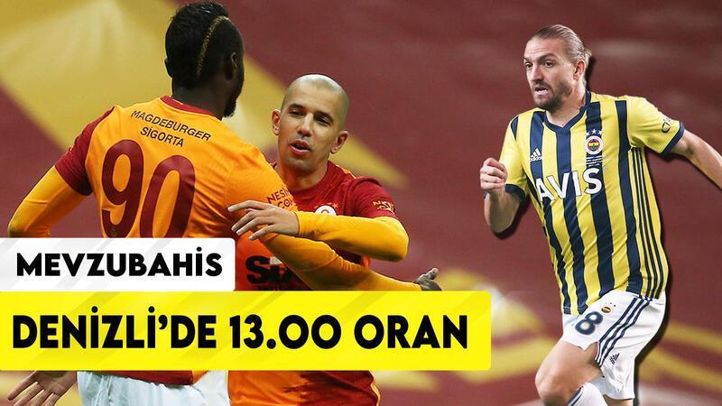 Mevzu Bahis | 13.00 orana dikkat! Galatasaray - Hatayspor, Denizlispor - Fenerbahçe maçları ve Avrupa'dan öne çıkan tercihler...
