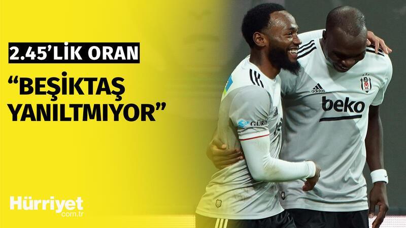 Mevzu Bahis | Beşiktaş yanıltmıyor 2.45'lik detay! Derbi günü kazandıran tahmin...