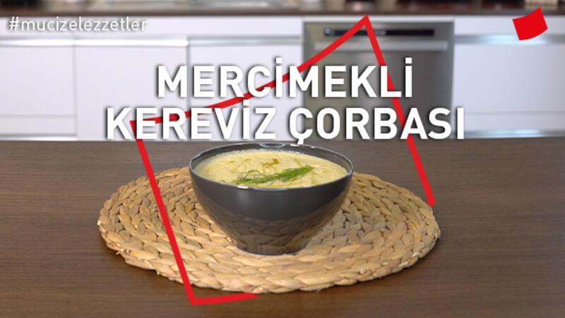 Mercimekli Kereviz Çorbası   Mucize Lezzetler