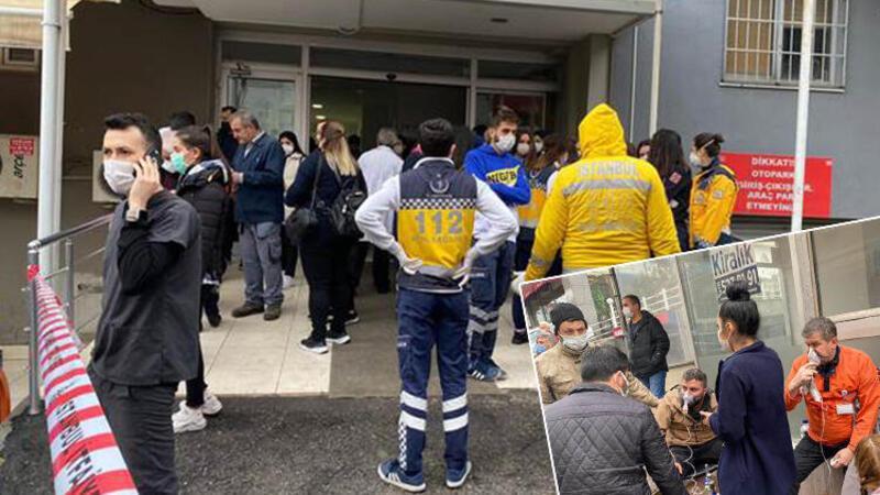 Son dakika haberi... Maltepe'de özel hastanede yangın