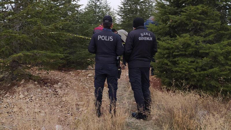 Son dakika haber... Konya'da üniversite yerleşkesinde erkek cesedi bulundu