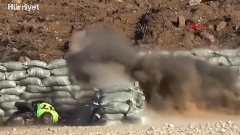 Çin'de askerlerin el bombası ile imtihanı! Ölümden döndüler
