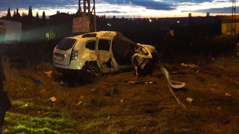 Kırklareli'de kaza: Ölü ve yaralılar var