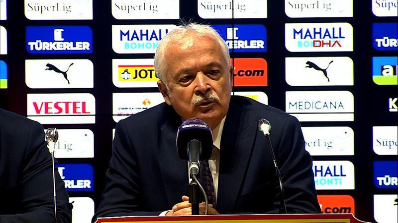 Atılay Caner: Sayılmayan golümüz verilmiş olsa farklı olabilirdi.
