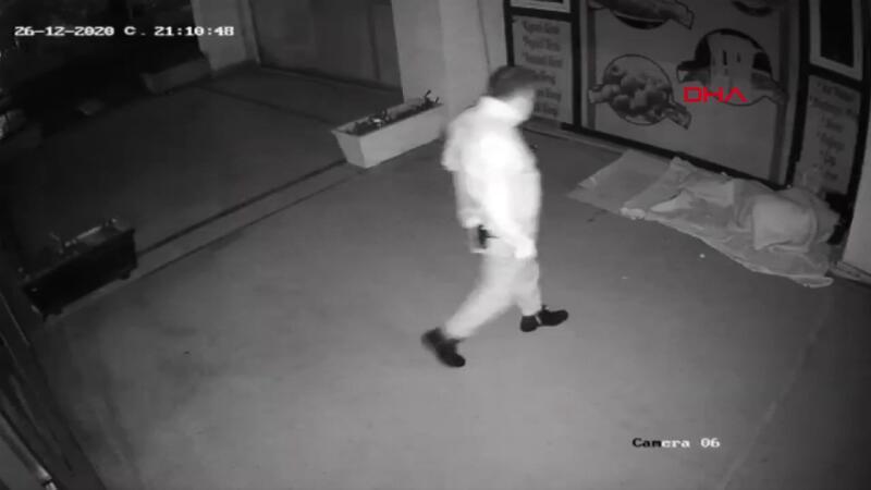 EGM'nin özür dilediği kişi sokakta uyurken bulundu, evine yollandı
