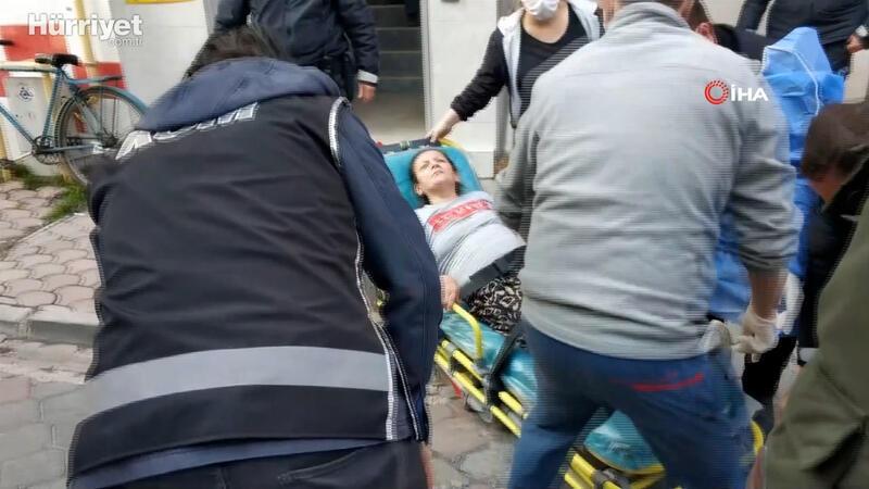 Samsun'da damadın babası kız tarafına silahla saldırdı