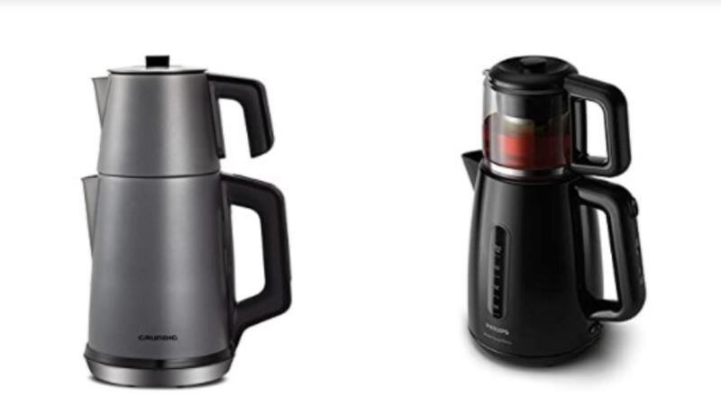 Çay Makinesi modelleri - En ucuz ve kaliteli salça çay makineleri