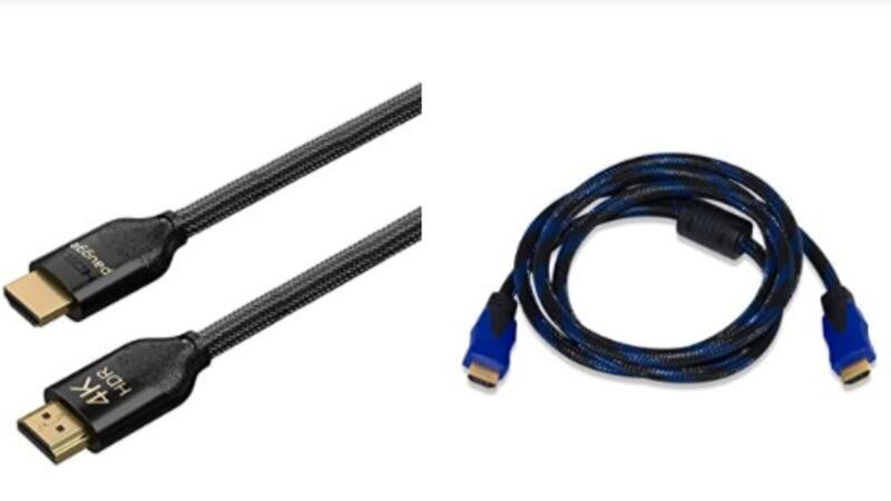Telefondan Tv'ye görüntü ve ses aktarma araçları ve kabloları