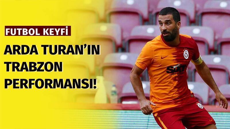 Tolga Kuru Arda Turan'ın Trabzonspor performansına dikkat çekmişti!