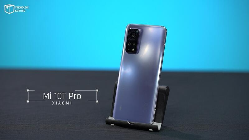 Xiaomi Mi 10T Pro incelemesi