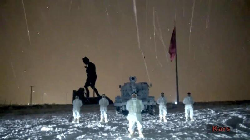 MSB, Mehmetçik'in yeni yıl mesajlarının yer aldığı bir video yayınladı