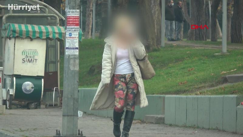 Bursa'da kısıtlamada fuhuş pazarlığı yapan kadına ceza