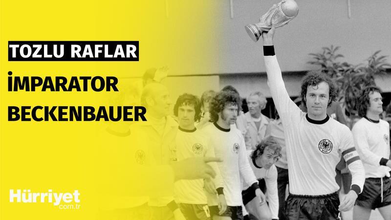 Tozlu Raflar | İmparator Franz Beckenbauer #3