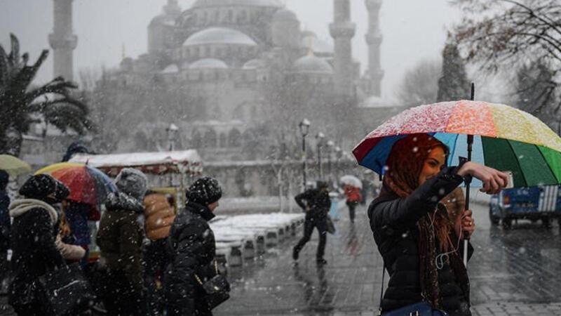 İstanbul'a kar ne zaman geliyor? Prof. Dr. Hüseyin Toros açıkladı