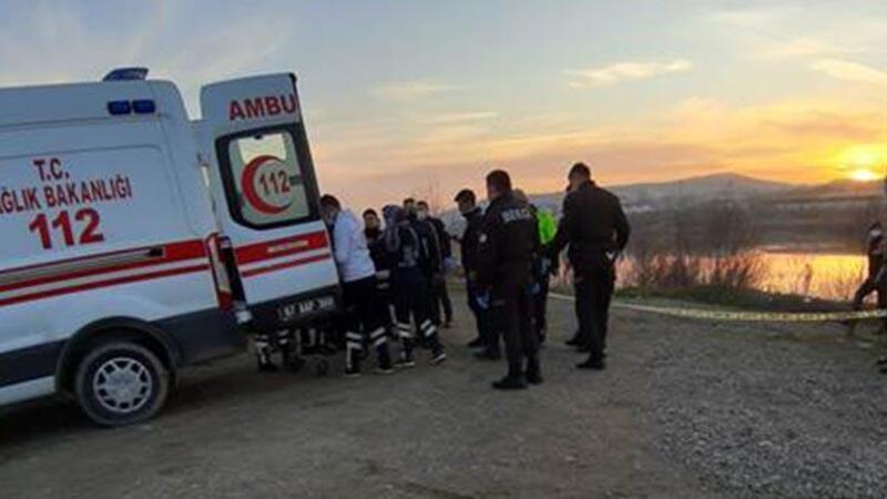 Zonguldak'ta elleri ve ayakları bağlı erkek cesedi bulundu