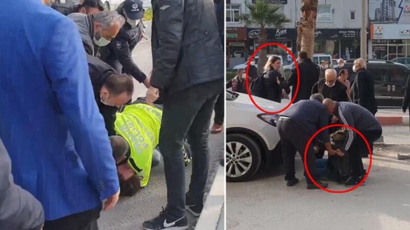 Sokak ortasında sopalı-coplu kavga! 5 kişi yaralandı