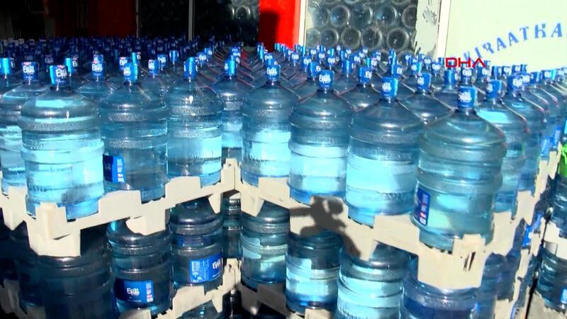 İstanbul'da 6 ilçede 30 saatlik su kesintisi hazırlığı telaşı
