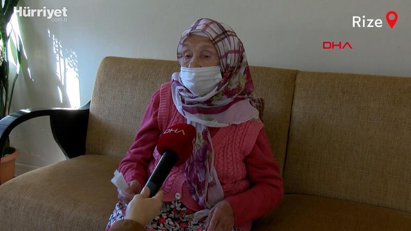 105 yaşında koronayı yendi! 'Aklınızı başınıza alın'