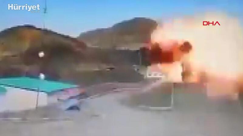 Azerbaycan Ermenistan'ın S-300'lerini böyle vurdu