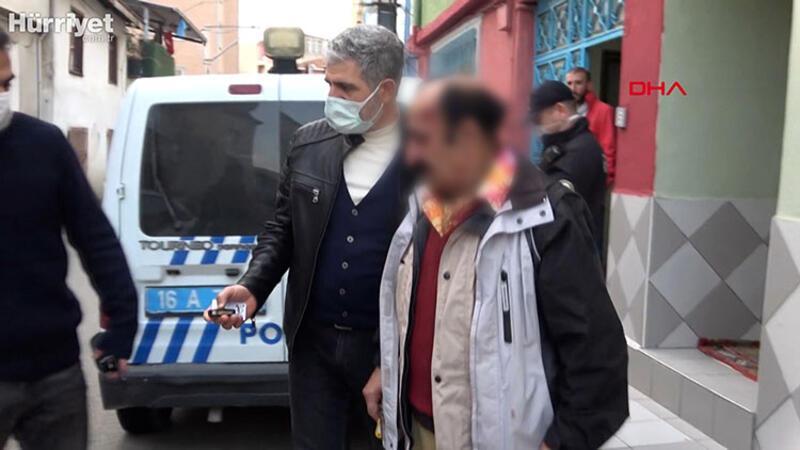 80 yaşındaki baba, tartıştığı oğlunu sokak ortasında bacağından vurdu