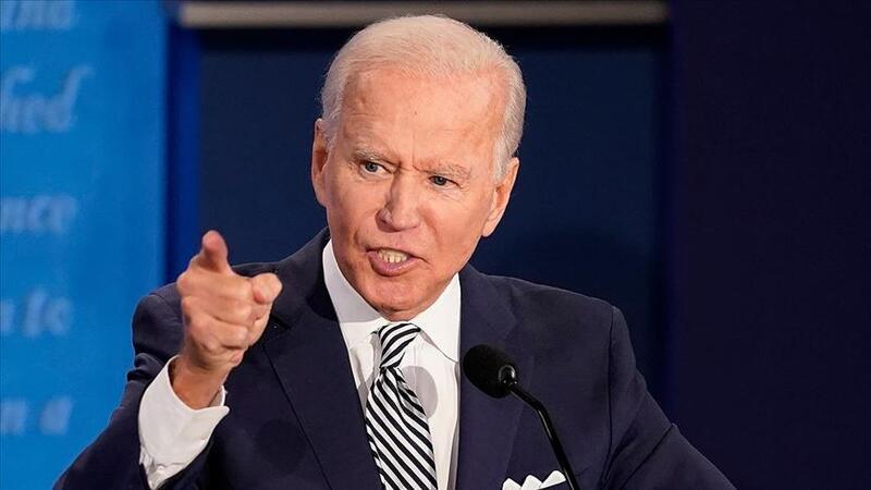 Joe Biden, olayların büyümesinin ardından açıklamalarda bulundu
