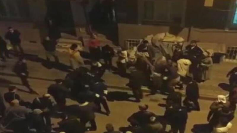 Sultangazi'de ceviz kırma cinayeti