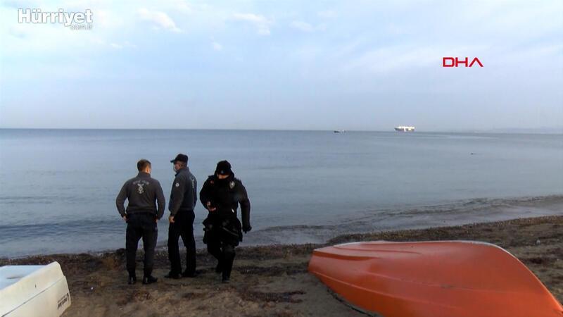 Sandalla açıldığı denizde kaybolan kişiyi arama-kurtarma çalışmaları sürüyor