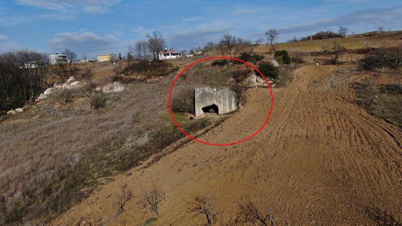 Bursa'da 2 bin yıllık kaya mezarının Romalı soylu bir bürokrat ve ailesine ait olduğu ortaya çıktı