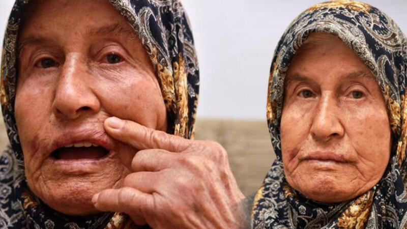 Antalya'da yaşlı kadına evinde dehşeti yaşattılar