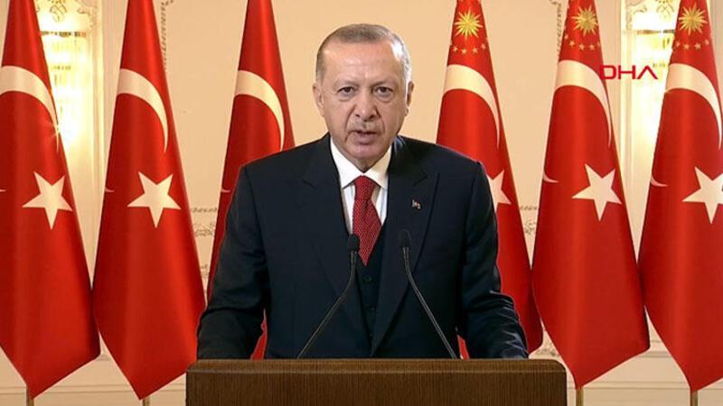 Cumhurbaşkanı Erdoğan'dan son dakika Boğaziçi açıklaması
