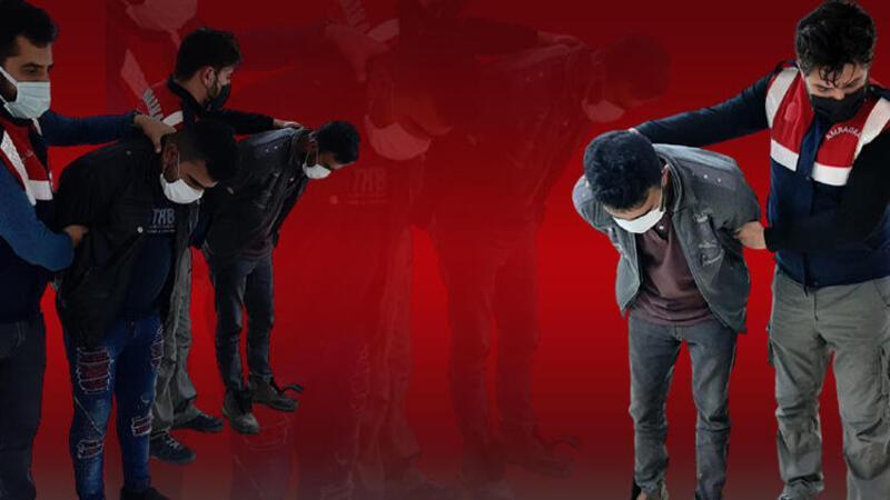Ankara'da eylem hazırlığındaki 2 DEAŞ'lı terörist yakalandı
