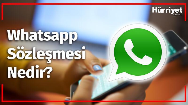 Whatsapp'ta neler oluyor?