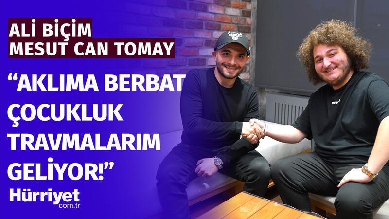 Ali Biçim & Mesut Can Tomay konuştu! Aşk I İtiraflar I Klip sürprizi I Aslı Enver I Cem Yılmaz