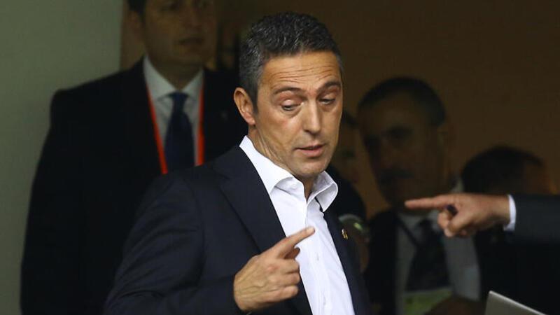 Fenerbahçe Başkanı Ali Koç'un açıklamaları