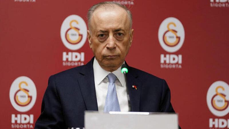 Galatasaray Başkanı Mustafa Cengiz'in açıklamaları