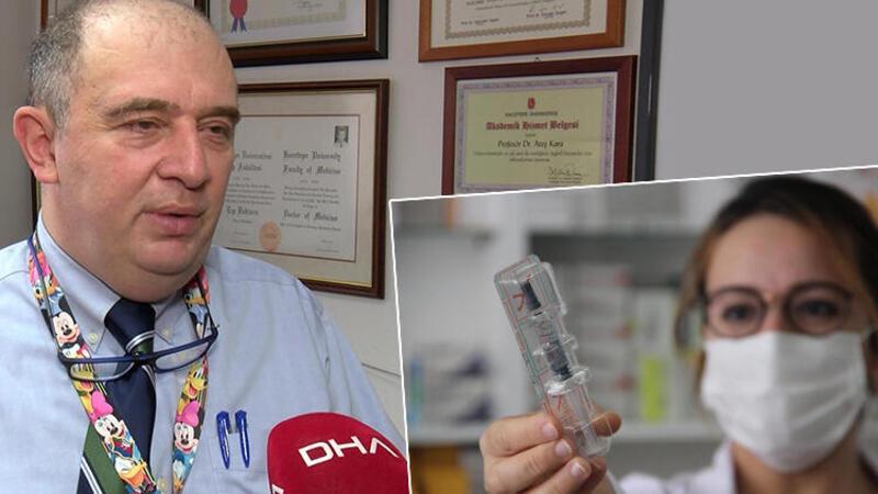 Bilim Kurulu Üyesi Prof. Dr. Ateş Kara, koronavirüs ile grip aşısı birlikte olunabilir mi sorusunu yanıtladı