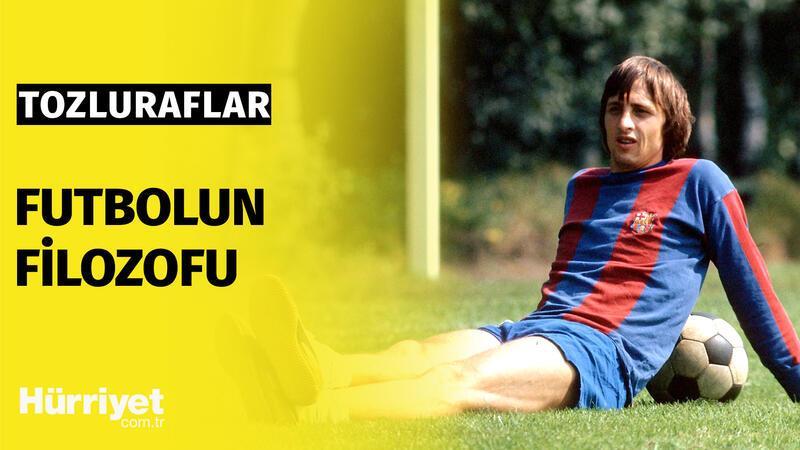 Tozlu Raflar | Futbolun Filozofu Johan Cruyff #4