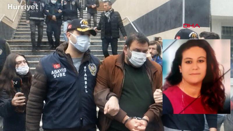 Çatalca'da öldürülen kadın; cinayet şüphelisi adliyeye sevk edildi