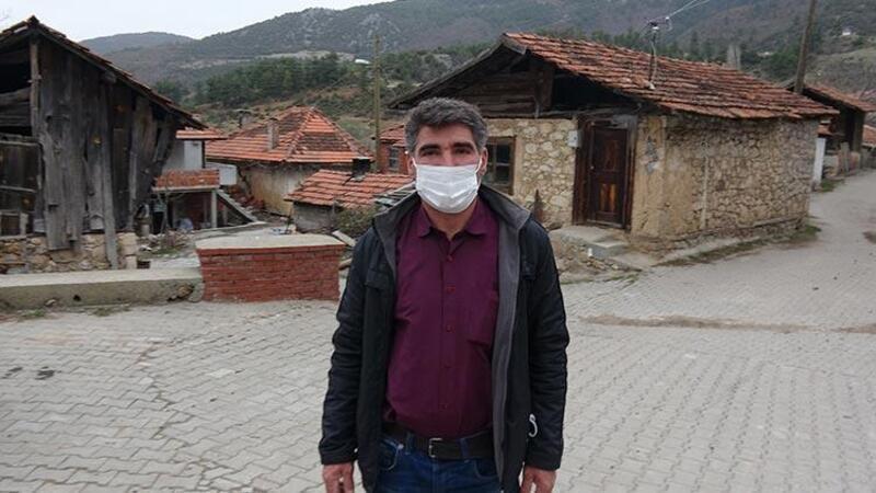 Tedbirlerin sıkı uygulandığı mahallede koronavirüse rastlanmadı