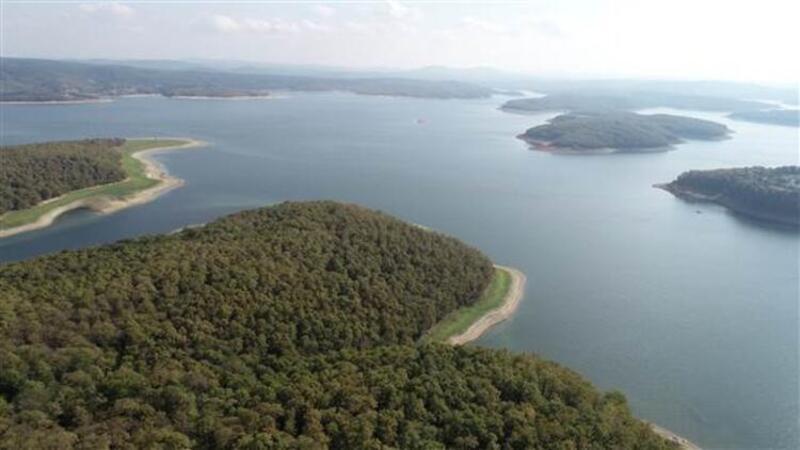 İstanbul'da barajlarda 5 günde yüzde 5'ten fazla artış