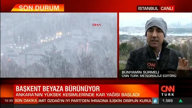 İstanbul'a kar ne zaman geliyor?