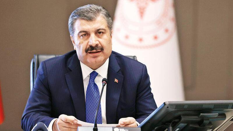 """Sağlık Bakanı Koca: """"Yarından itibaren tüm Türkiye'de sağlık çalışanlarımızın aşılanmasına başlanacak."""""""