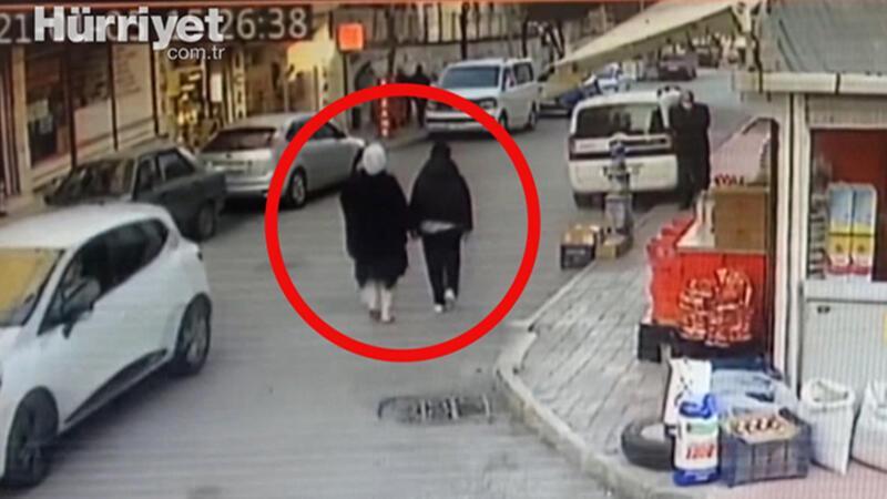 Komşuyuz bahanesiyle girip yaşlı kadını gasp ettiler