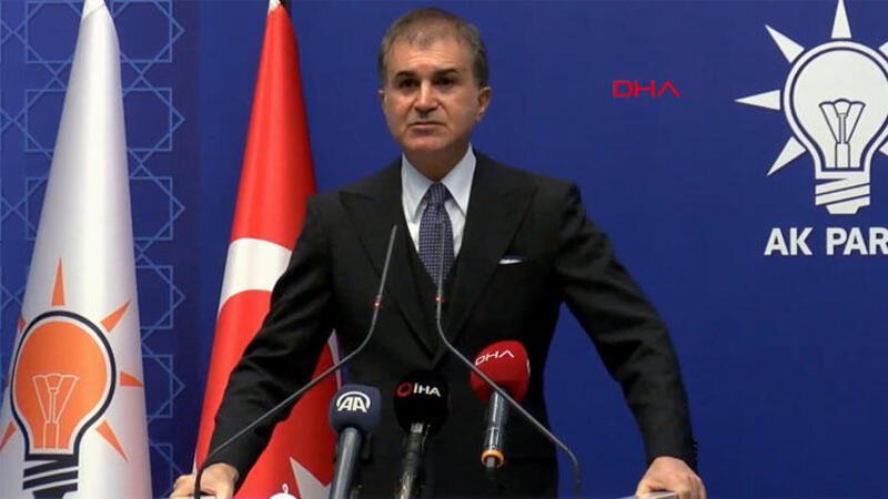 AK Parti Sözcüsü Ömer Çelik: Cumhurbaşkanı Erdoğan bugün aşı olacak
