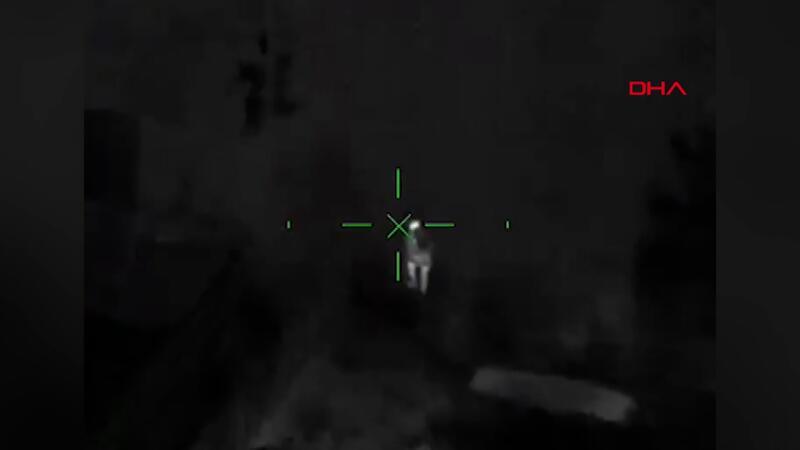 Yeni Zelanda'da uyuşturucu taciri helikopter kamerasıyla yakalandı