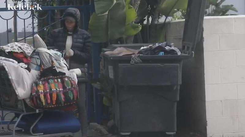 Ünlü oyuncunun eski eşi sokaklarda yaşıyor