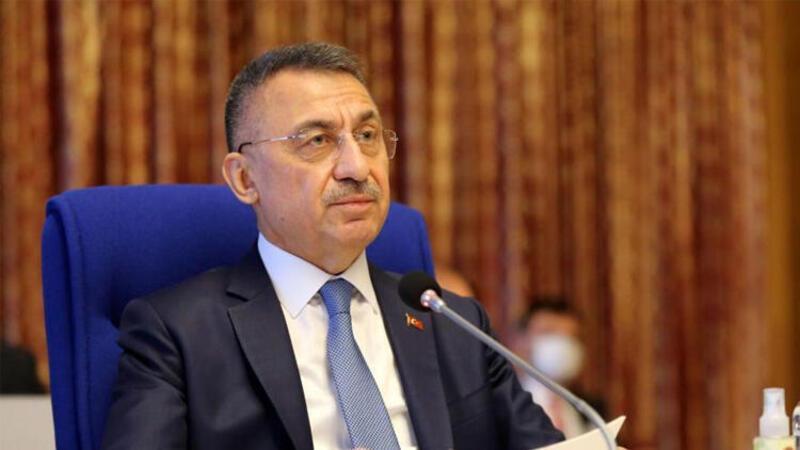 Cumhurbaşkanı Yardımcısı Oktay, ATO Başkanı Baran'ı kabul etti
